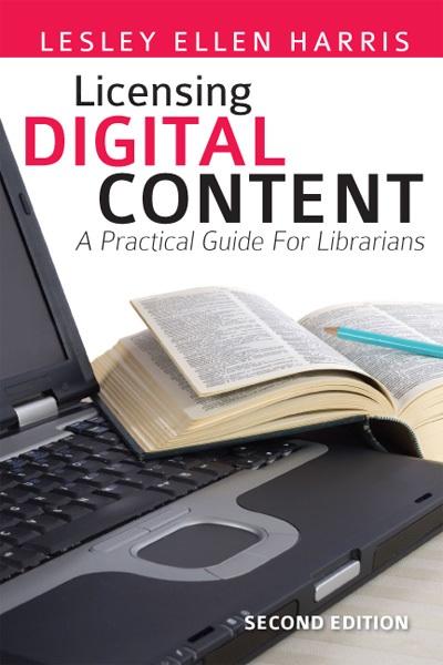 Licensing Digital Content Book Arrives