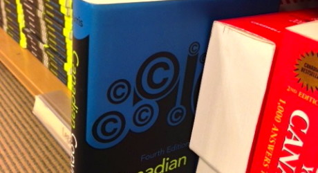 Canadian Copyright Law Book