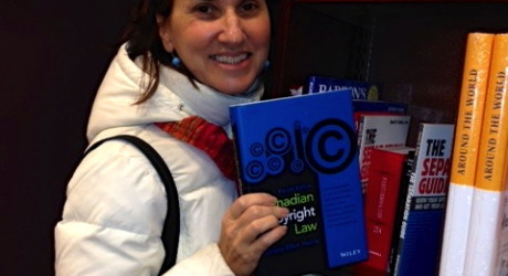 Canadian Copyright Law by Lesley Ellen Harris