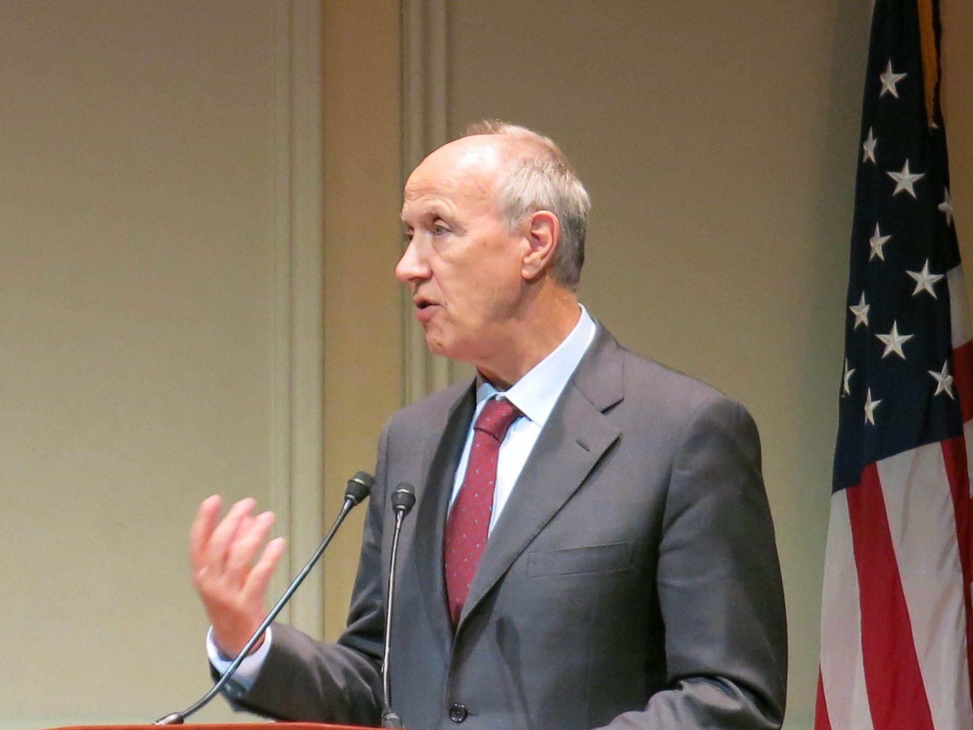 Francis Gurry at WIPO