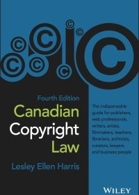 Taught by the author of the book, Canadian Copyright Law, 4th Edition