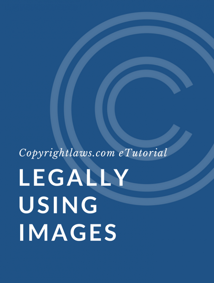 Learn the copyright rules when using images