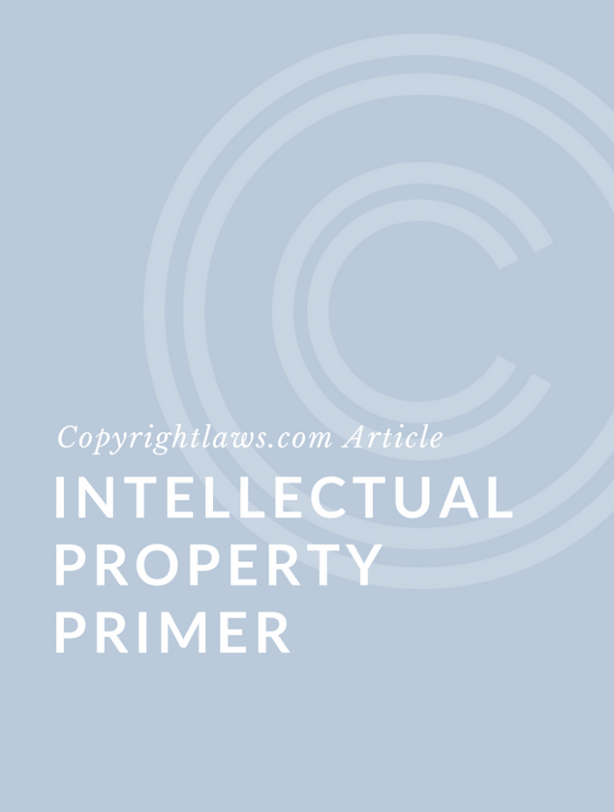Intellectual Property Primer