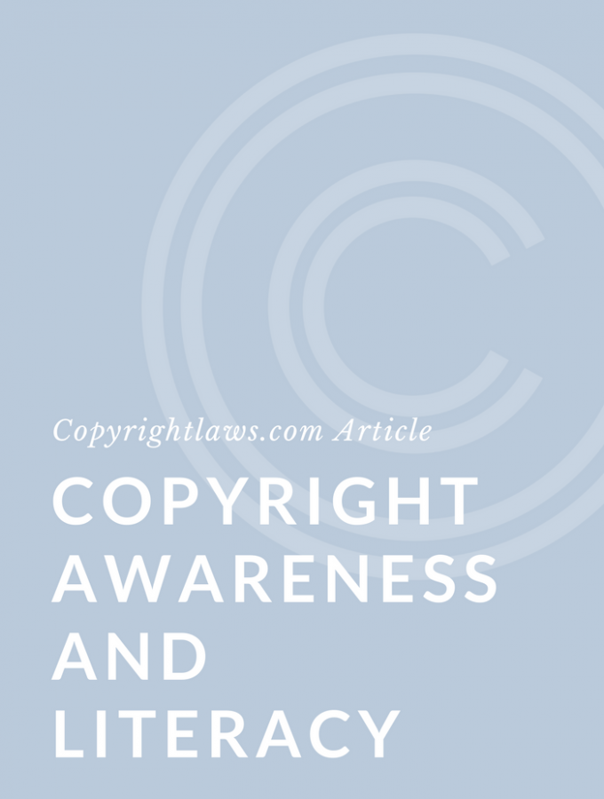 Copyright Awareness and Literacy