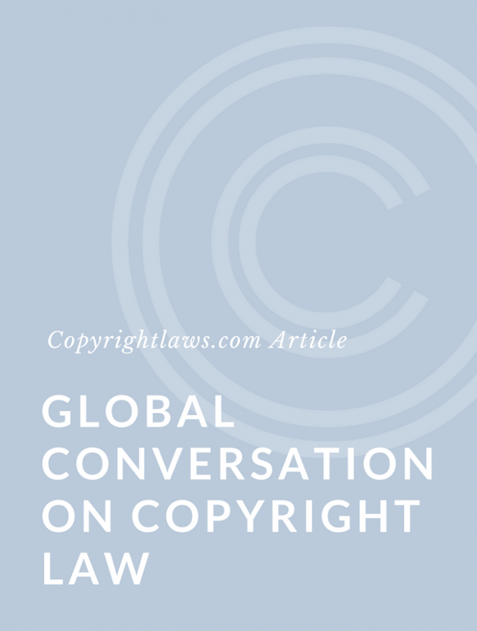 Global Conversation on Copyright Law