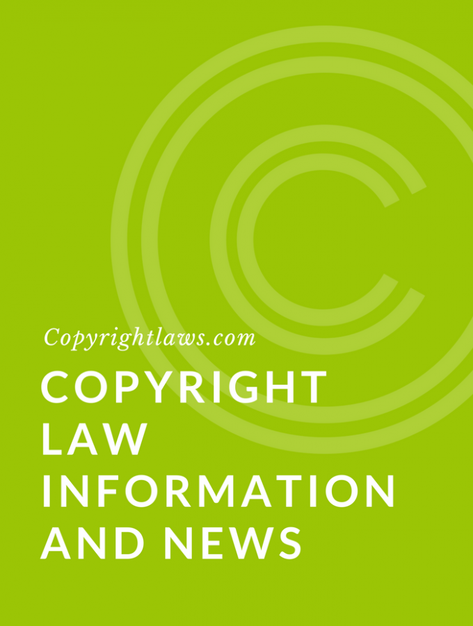 Copyright Law Information and News