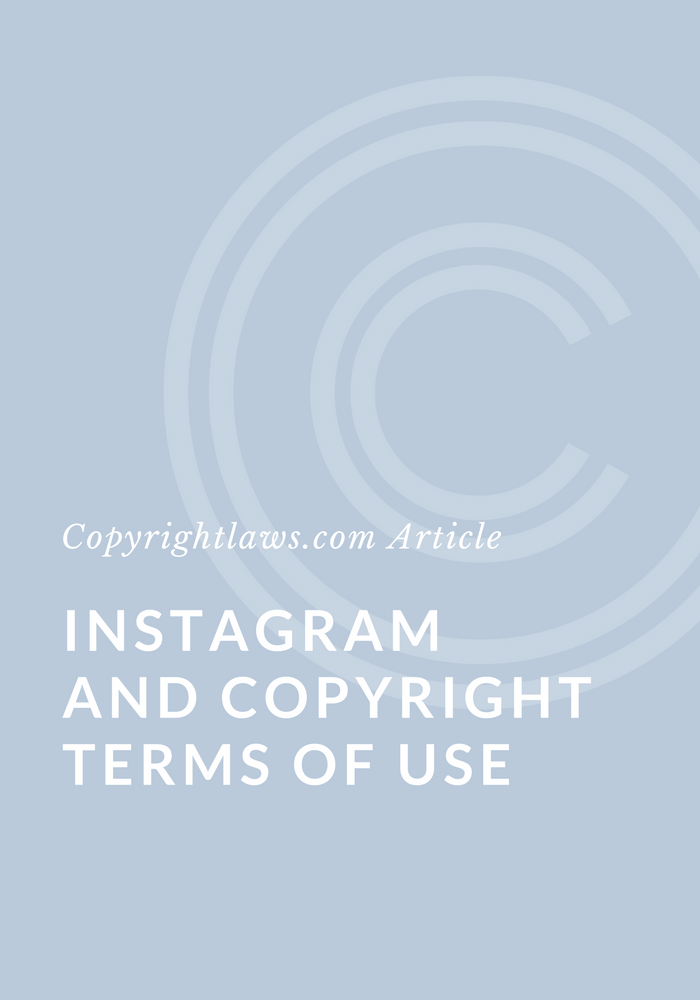 Who owns copyright for content posted on Instagram