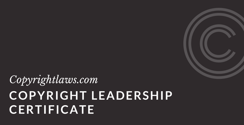 Copyright Leadership Certificate program designed for librarians and other non lawyers who manage copyright issues.
