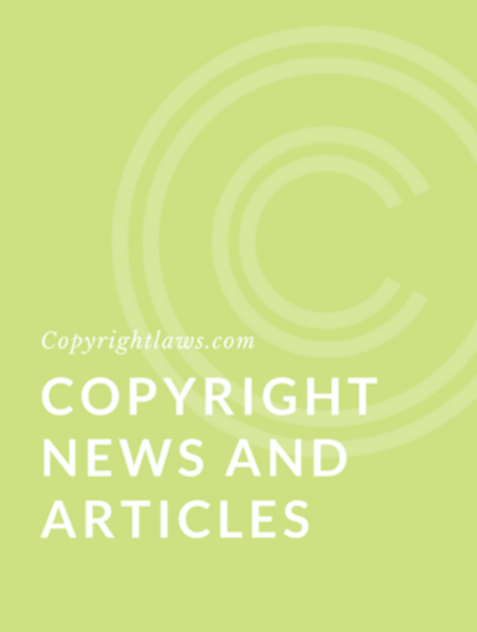 Copyright News and Articles