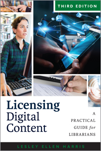 Licensing Digital Content by Lesley Ellen Harris