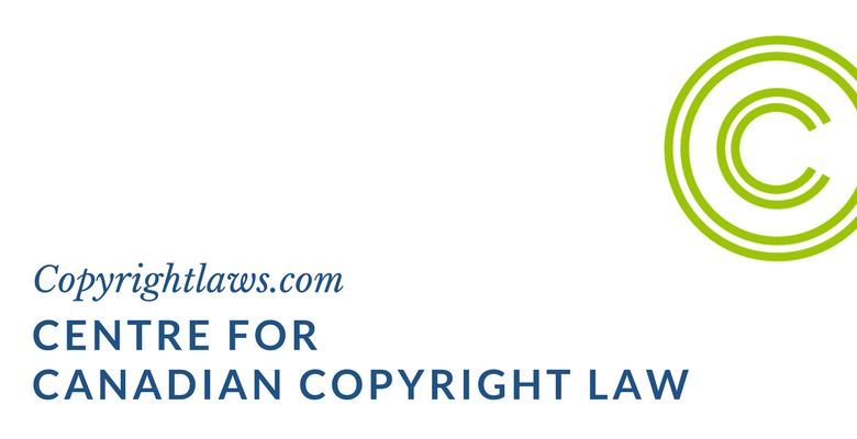 centre for canadian copyright law