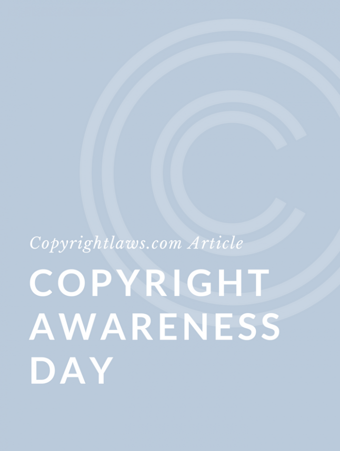 Copyright Awareness Day