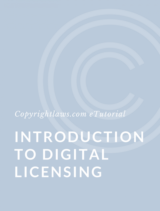 Introduction to Digital Licensing Course