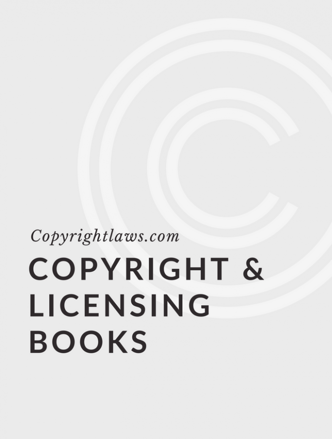 Copyright and Licensing Books by Lesley Ellen Harris