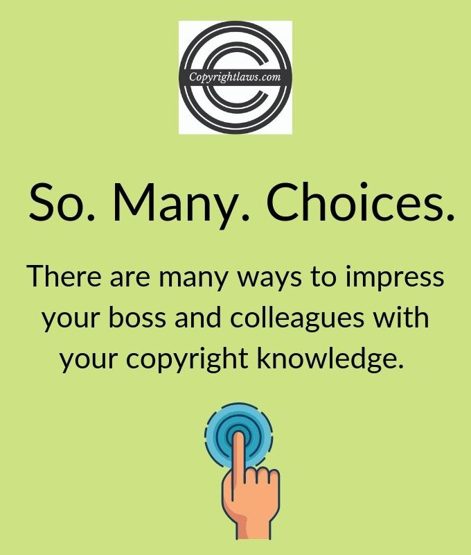 7 Fall Copyright Courses to Kick-Start Your Copyright Education