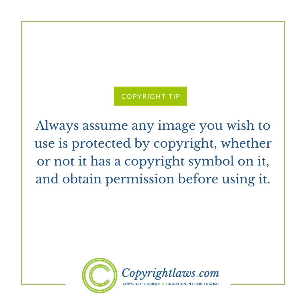 copyright tip for librarians