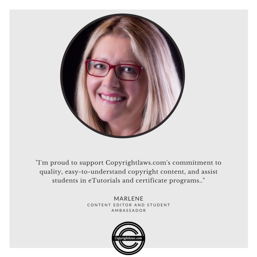 Copyright course