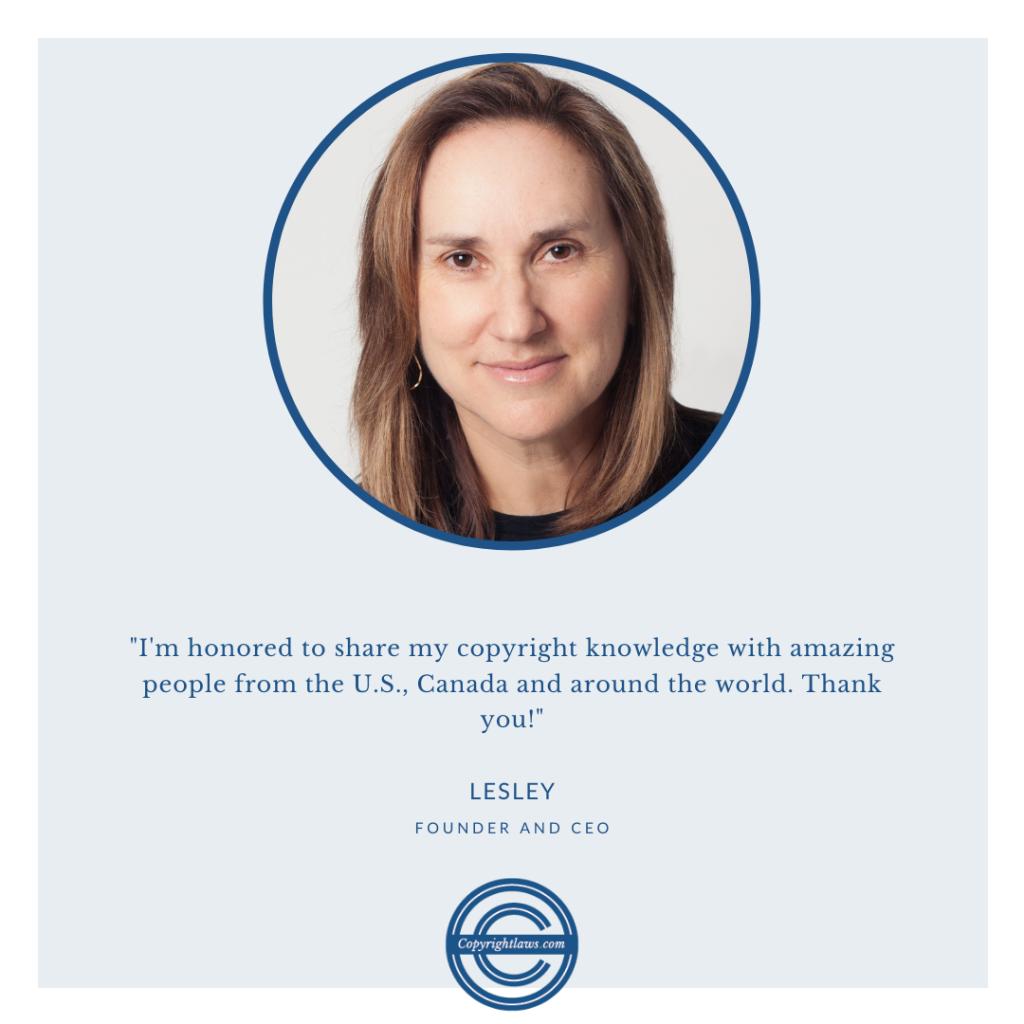 Biography of Lesley Ellen Harris
